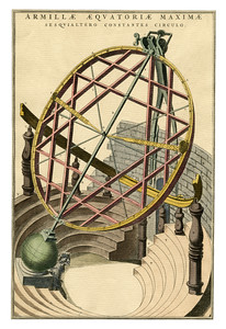Celestial Atlases and Astronomical Instruments